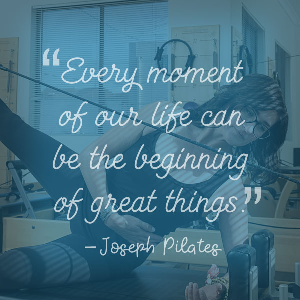 Jemima North Joseph Pilates Quote